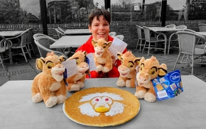 Lion King Kinderpannenkoek
