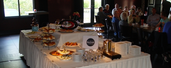 De Strooppot high tea buffet