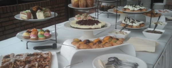 De Strooppot high tea